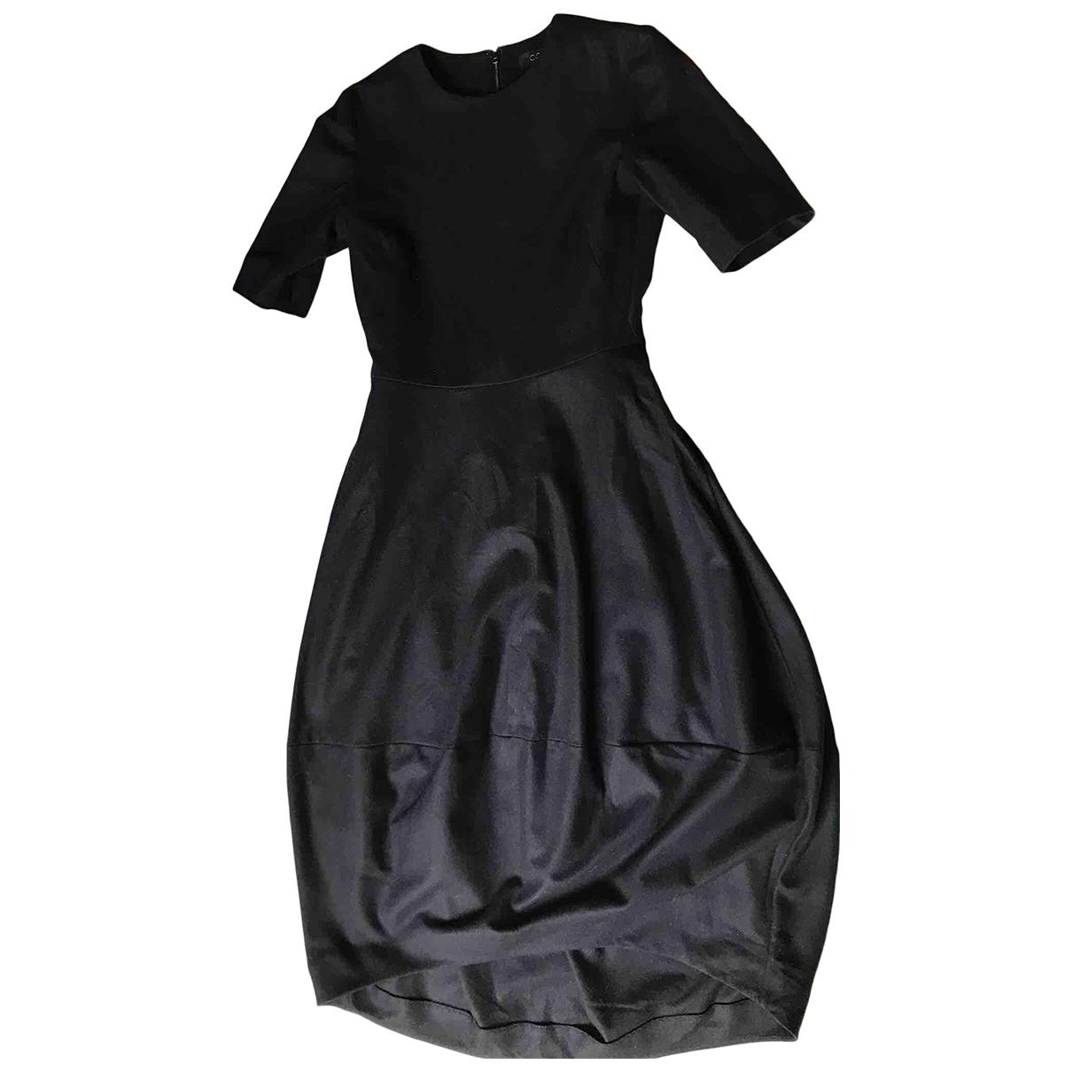 Maxi vestido de Lana Cos