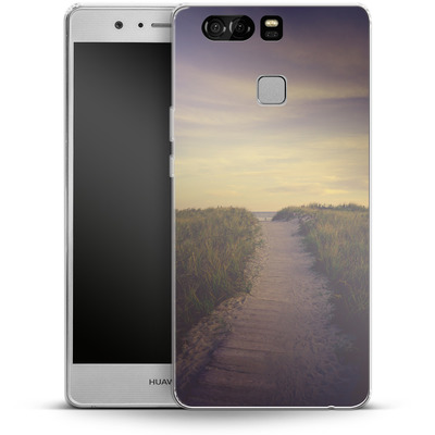 Huawei P9 Silikon Handyhuelle - The Summer I Loved You von Joy StClaire