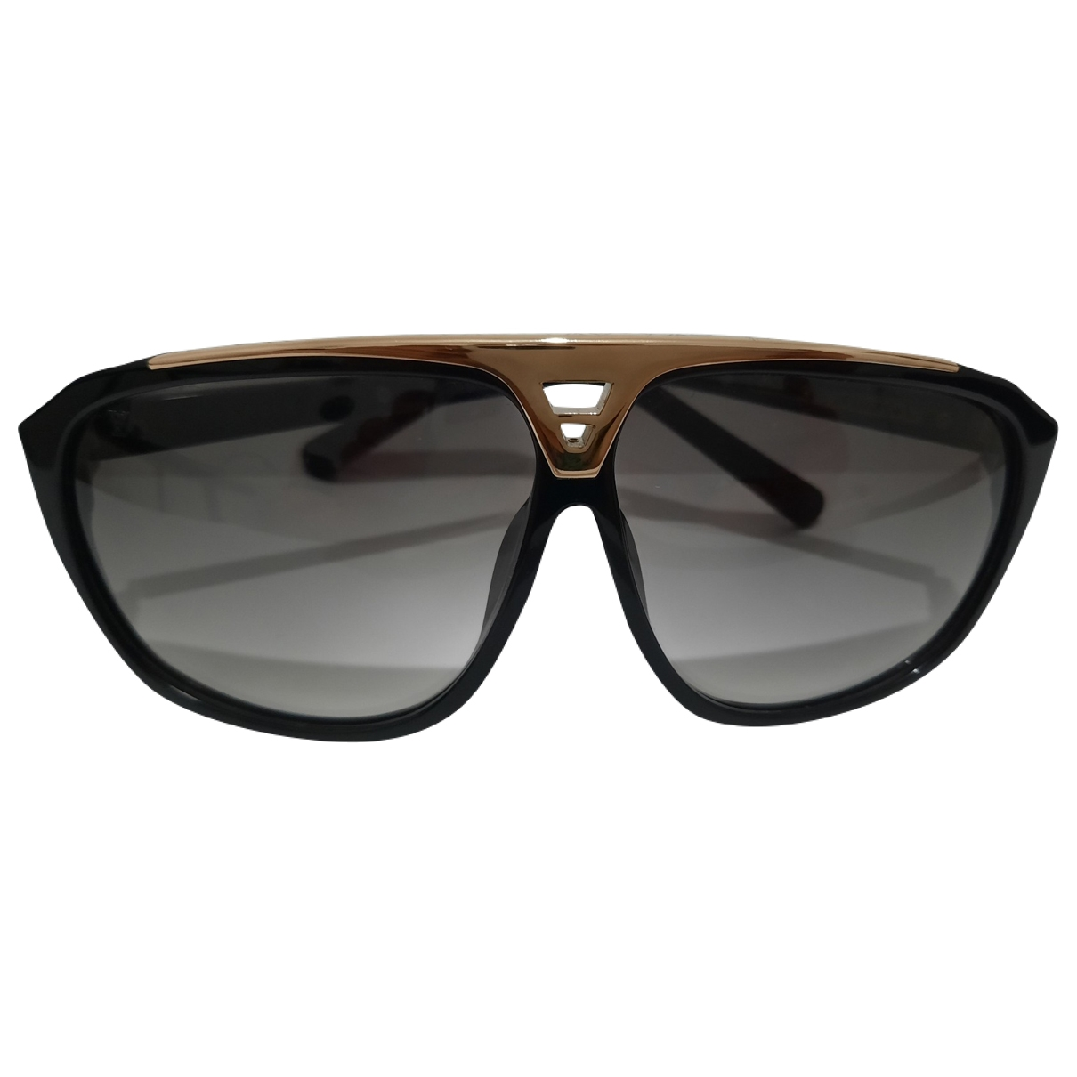 Louis Vuitton \N Black Sunglasses for Men \N