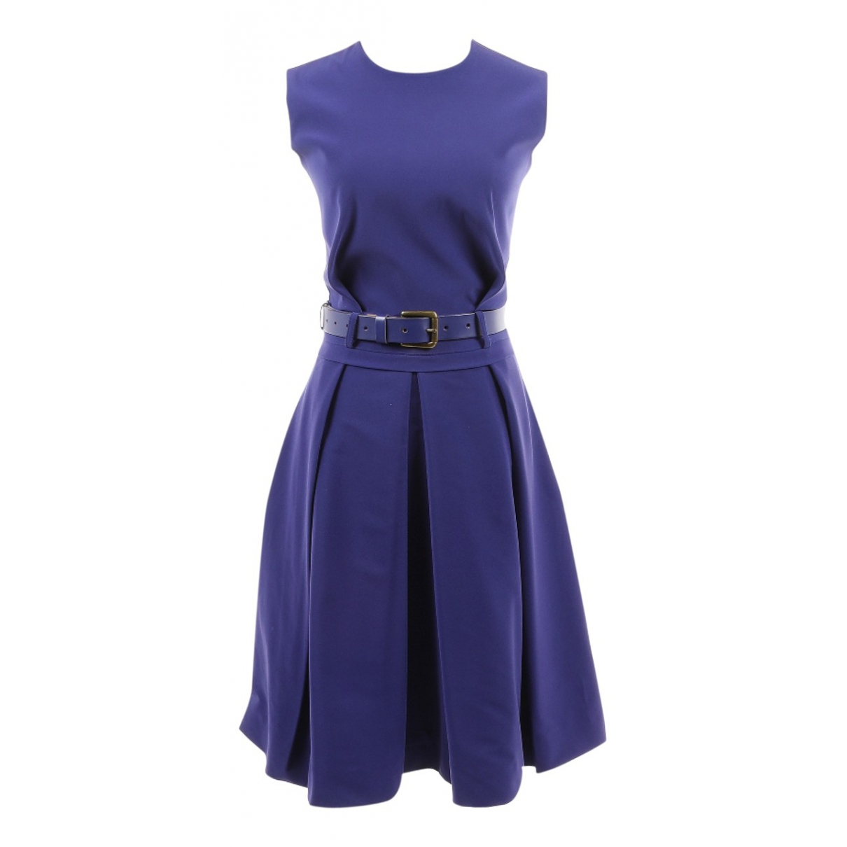 Preen By Thornton Bregazzi \N Kleid in  Lila Synthetik