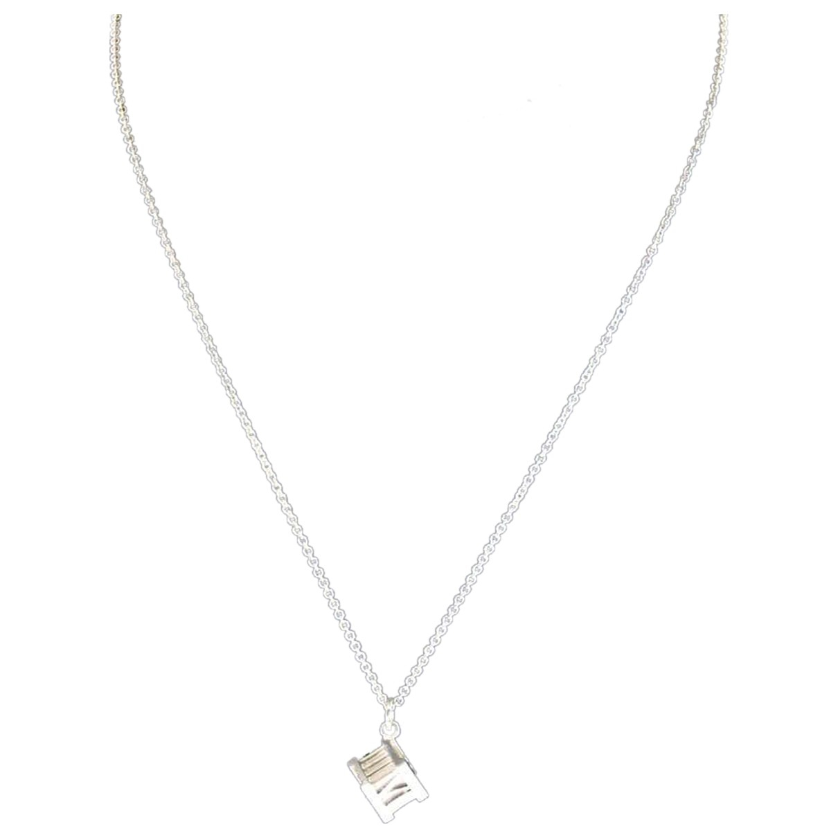 Collar Atlas de Plata Tiffany & Co