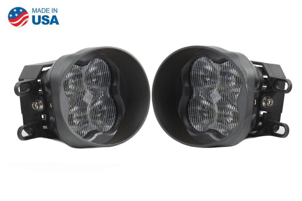 Diode Dynamics DD6185-ss3fog-1845 SS3 LED Fog Light Kit for 2011-2013 Lexus IS250 White SAE/DOT Fog Sport