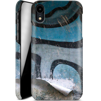 Apple iPhone XR Smartphone Huelle - Texture Pacificwall von Brent Williams