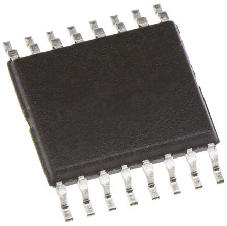 Texas Instruments DAC8568ICPW, 8-Channel Serial DAC, 16-Pin TSSOP