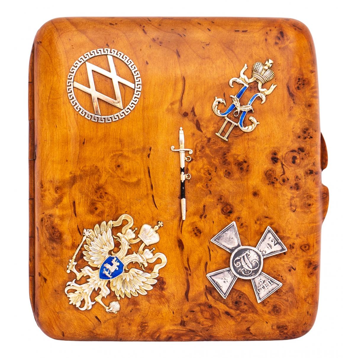 Faberge - Objets & Deco   pour lifestyle en bois - marron