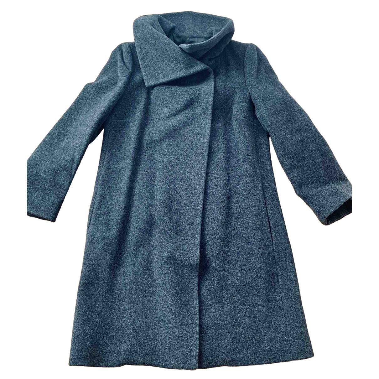 Joseph \N Grey Wool coat for Women 38 FR
