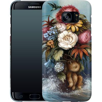 Samsung Galaxy S7 Edge Smartphone Huelle - Hopeless Romantic von Dan May