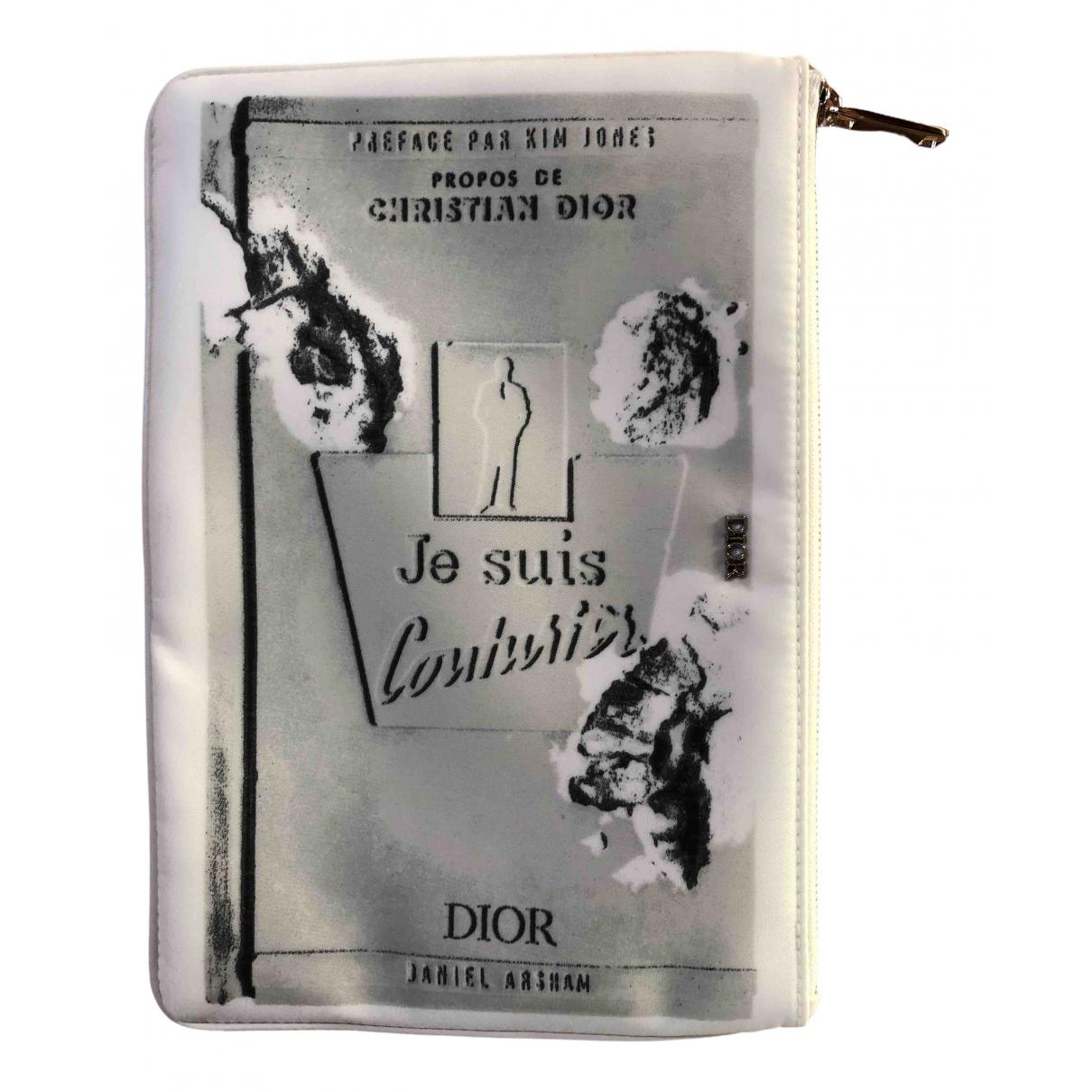Dior Homme - Petite maroquinerie   pour homme - gris