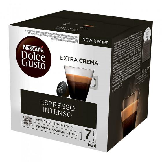 """Kaffeekapseln NESCAFE Dolce Gusto """"Espresso Intenso"""", 16 Stk."""