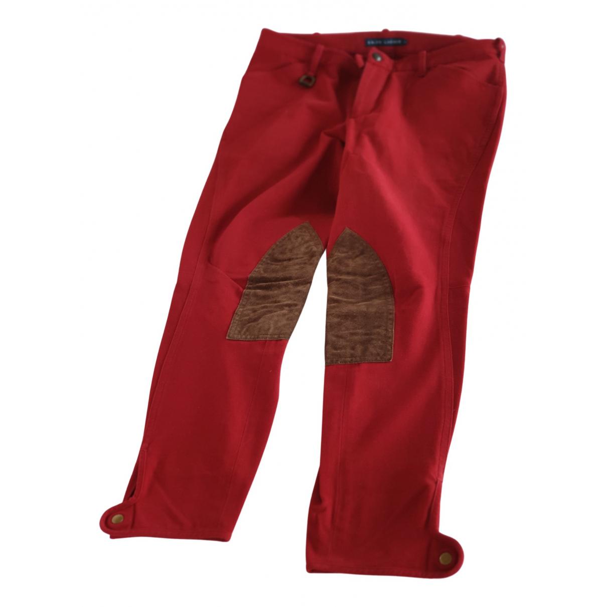 Pantalon pitillo Ralph Lauren