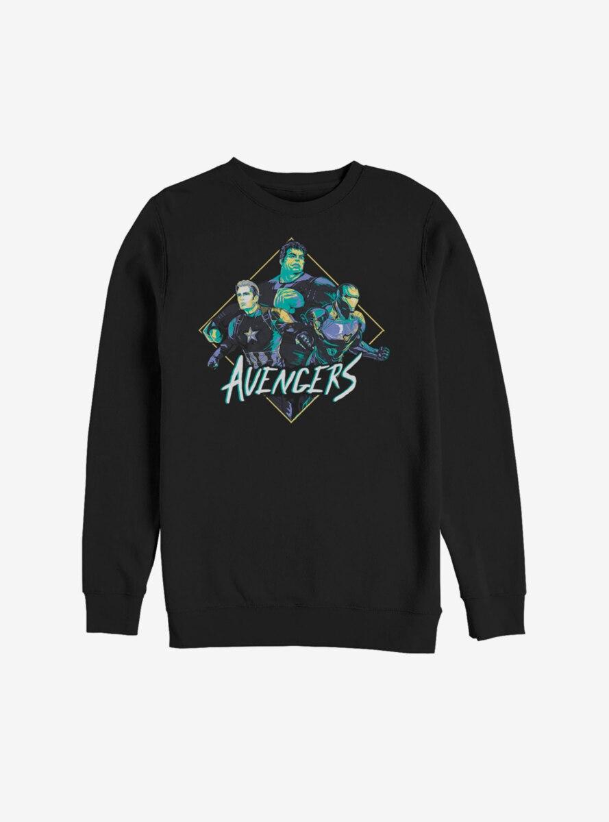 Marvel Avengers: Endgame Strong Trio Sweatshirt