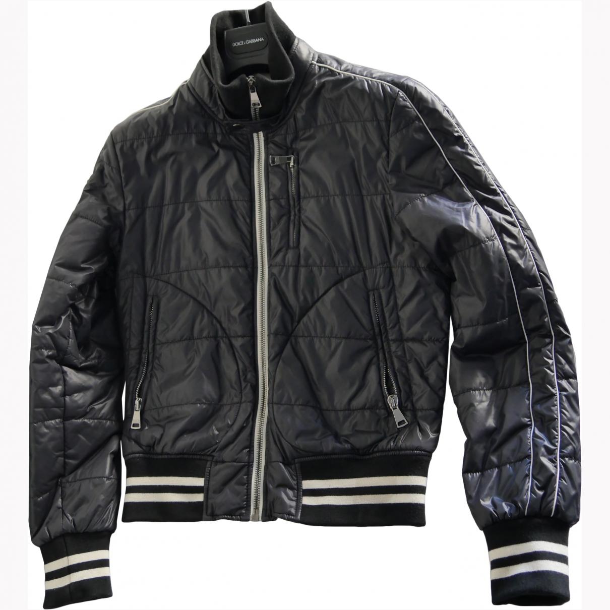 Dolce & Gabbana \N Black jacket  for Men 48 IT