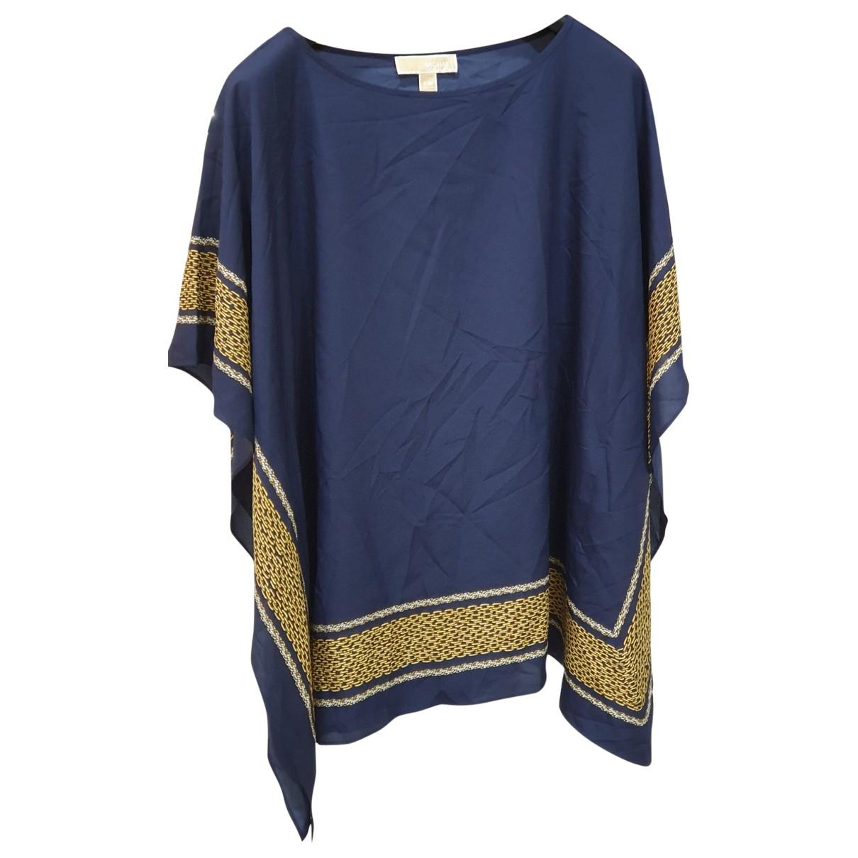 Michael Kors \N Top in  Blau Polyester