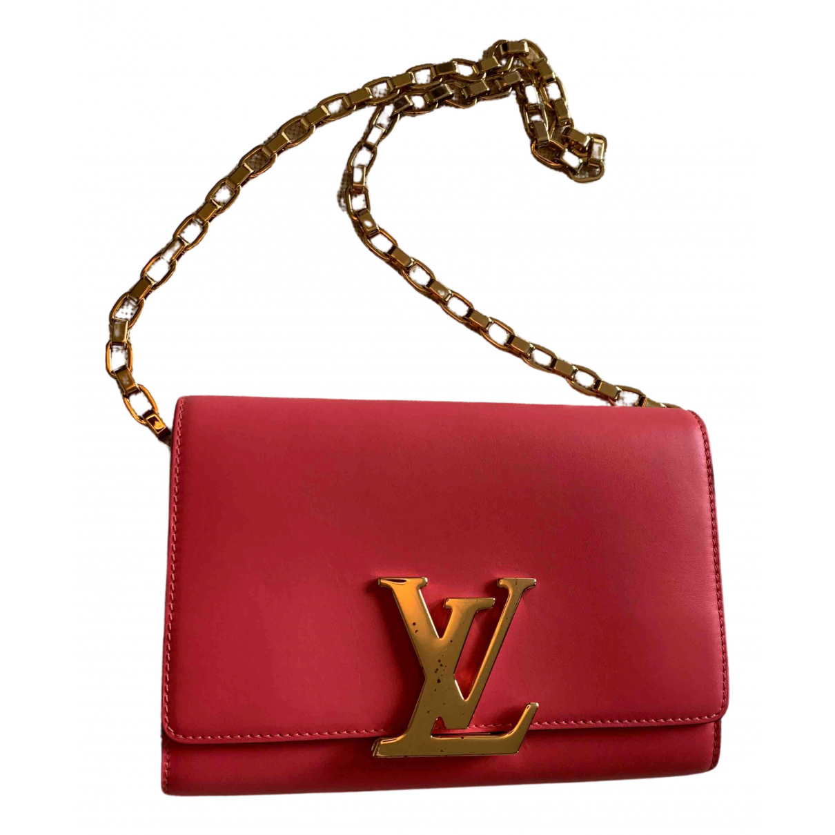 Pochette Louise de Cuero Louis Vuitton