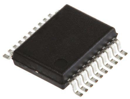 Cypress Semiconductor CY8C27243-24PVXIT, 8bit PSoC Microcontroller, M8C, 24MHz, 16 kB Flash, 20-Pin SSOP (2000)