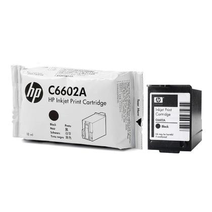 HP C6602A Original Black Ink Cartridge