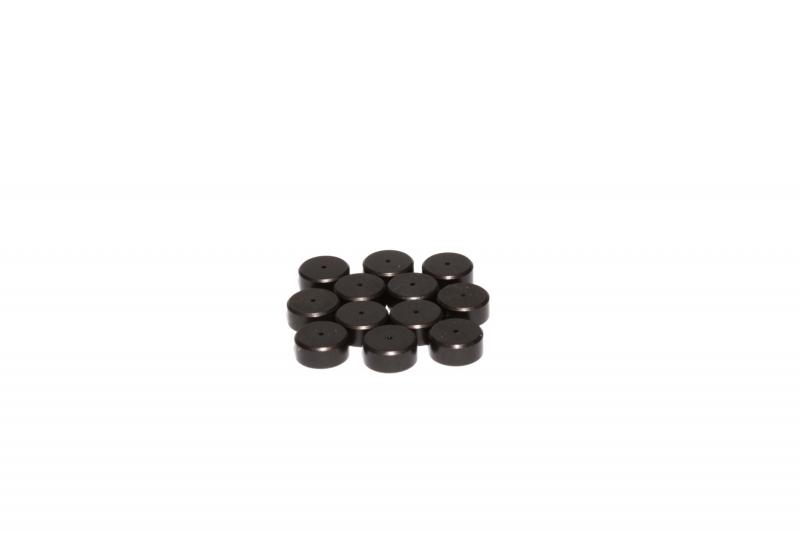 COMP Cams Set of 12 Hardened Lash Caps w/ 3/8