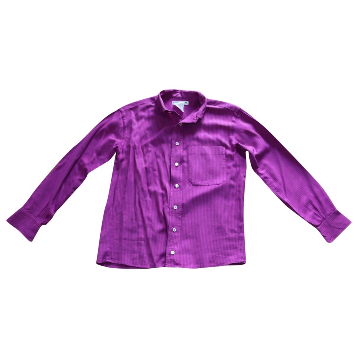 Sonia Rykiel \N Pink Cotton  top for Women 38 FR