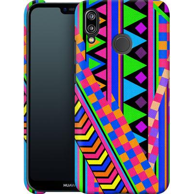 Huawei P20 Lite Smartphone Huelle - NEON von Bianca Green