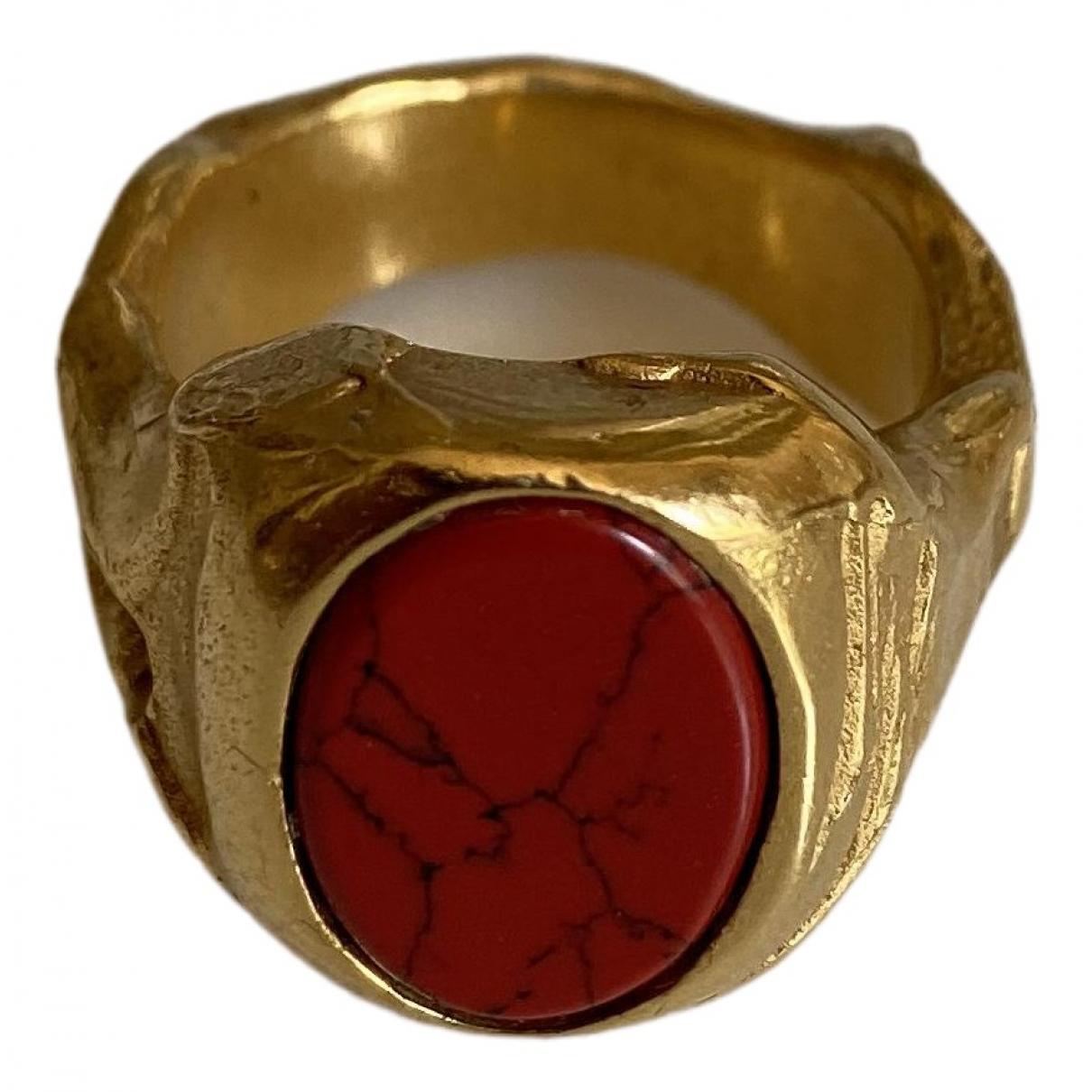 Valentino Garavani \N Gold Metal bracelet for Women \N