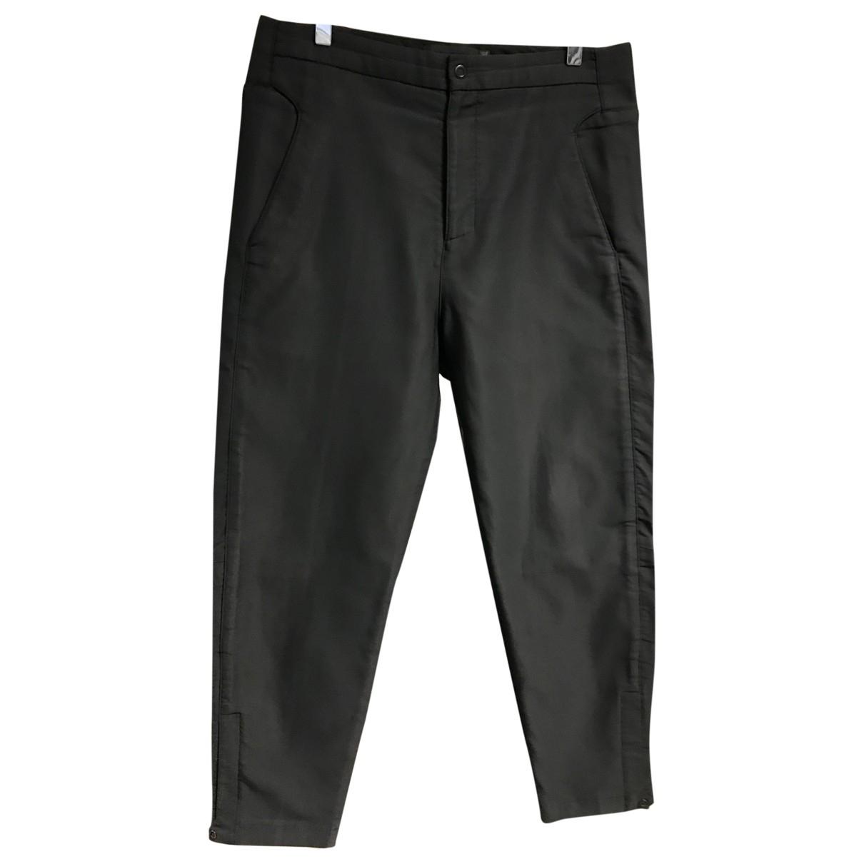 Pantalones en Sintetico Antracita Alexander Wang