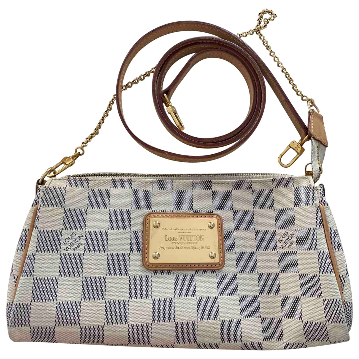 Pochette Eva de Lona Louis Vuitton