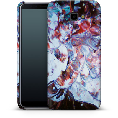 Samsung Galaxy J4 Plus Smartphone Huelle - Macro 3 von Gela Behrmann