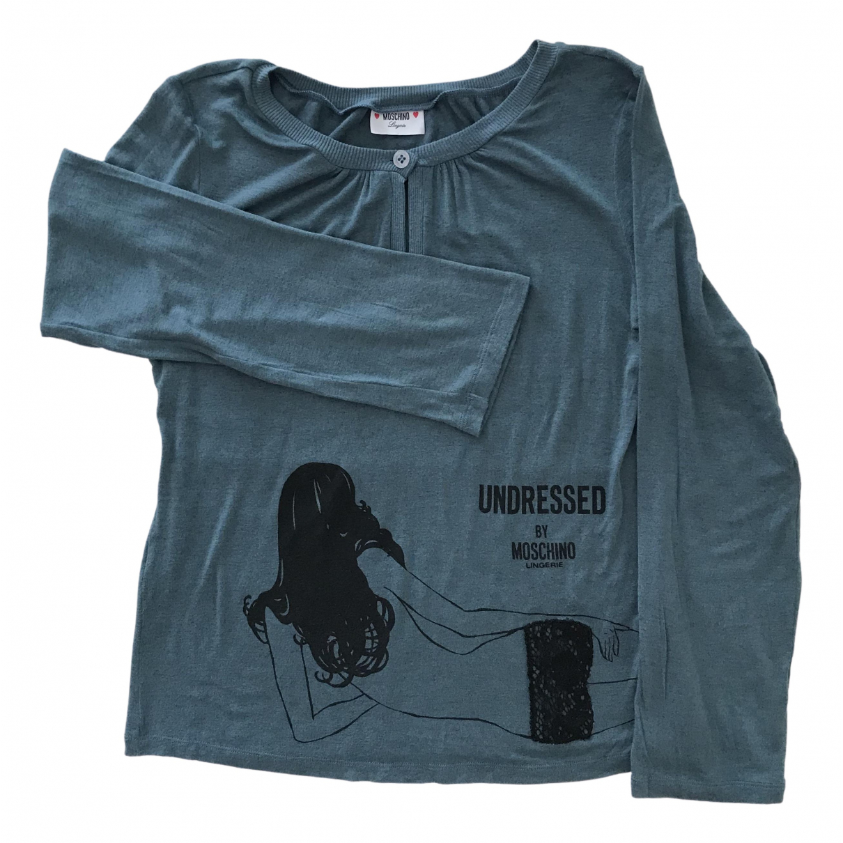 Moschino \N Wool Knitwear for Women 42 IT