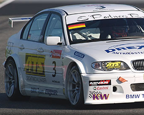 Flossman Carbon WTC Trunk Lid BMW E46 3-Series 04-05