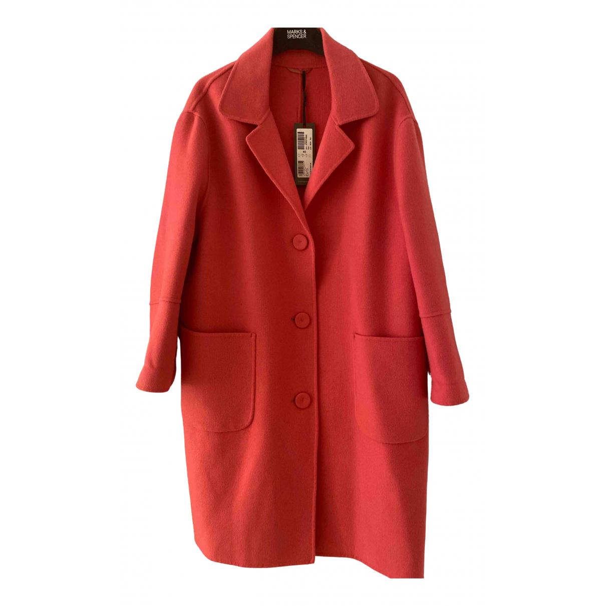 Luisa Cerano - Veste   pour femme en laine - rose