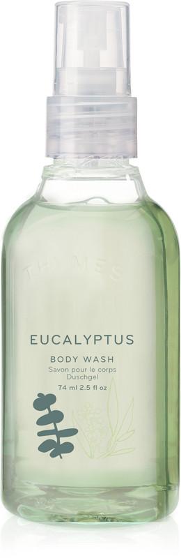 Travel Size Eucalyptus Body Wash