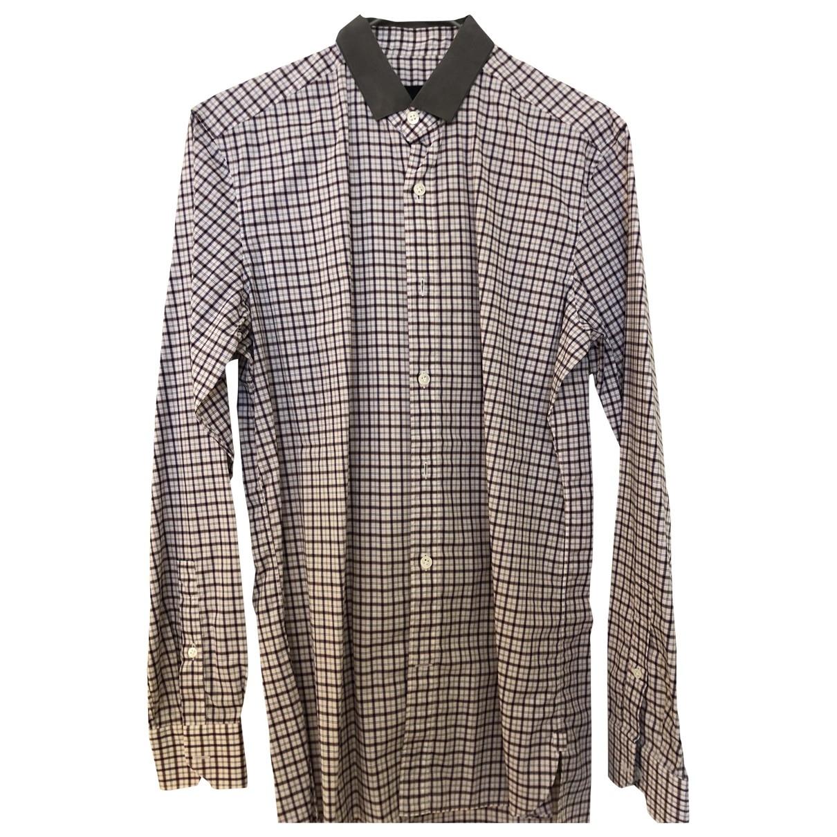 Lanvin \N Hemden in  Bunt Baumwolle