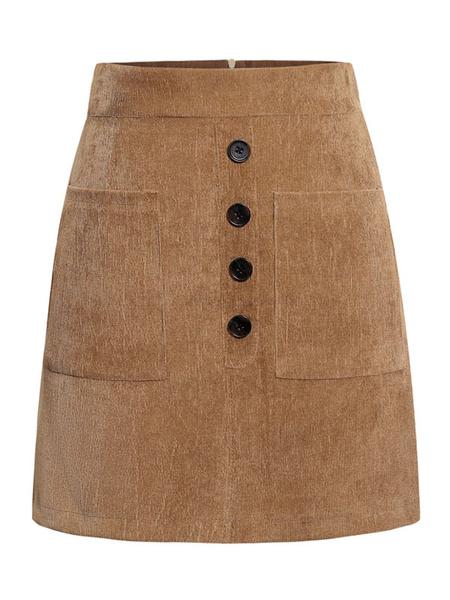 Milanoo Women\'s Vintage Dress 1950s Retro Cotton Winter Short Swing Dress