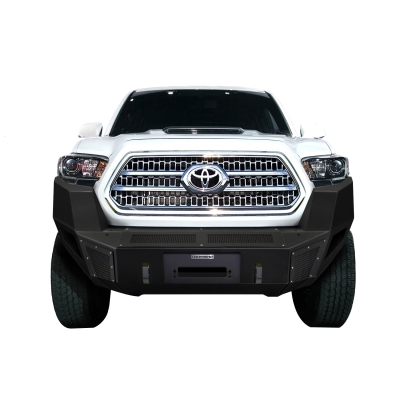 Go Rhino BR5 Front Replacement Bumper (Textured Black) - 24388T