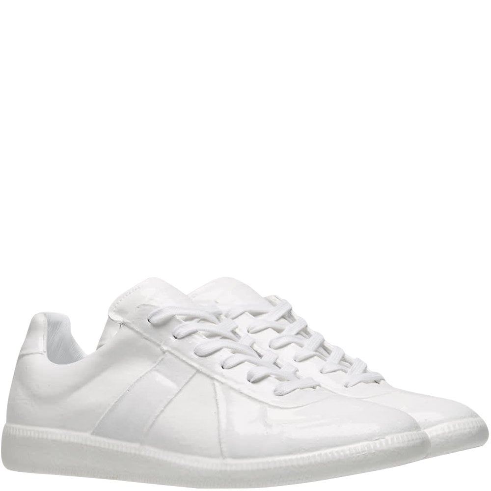 Maison Margiela 22 Low Top Dip Sneakers Colour: WHITE, Size: 8