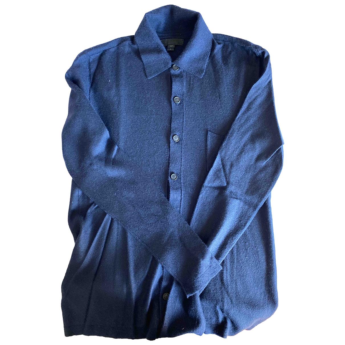 Burberry - Chemises   pour homme en autre - marine