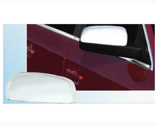 Quality Automotive Accessories Chrome Plated ABS Plastic 2-Piece Mirror Cover Set | Top Ford Taurus 13-19