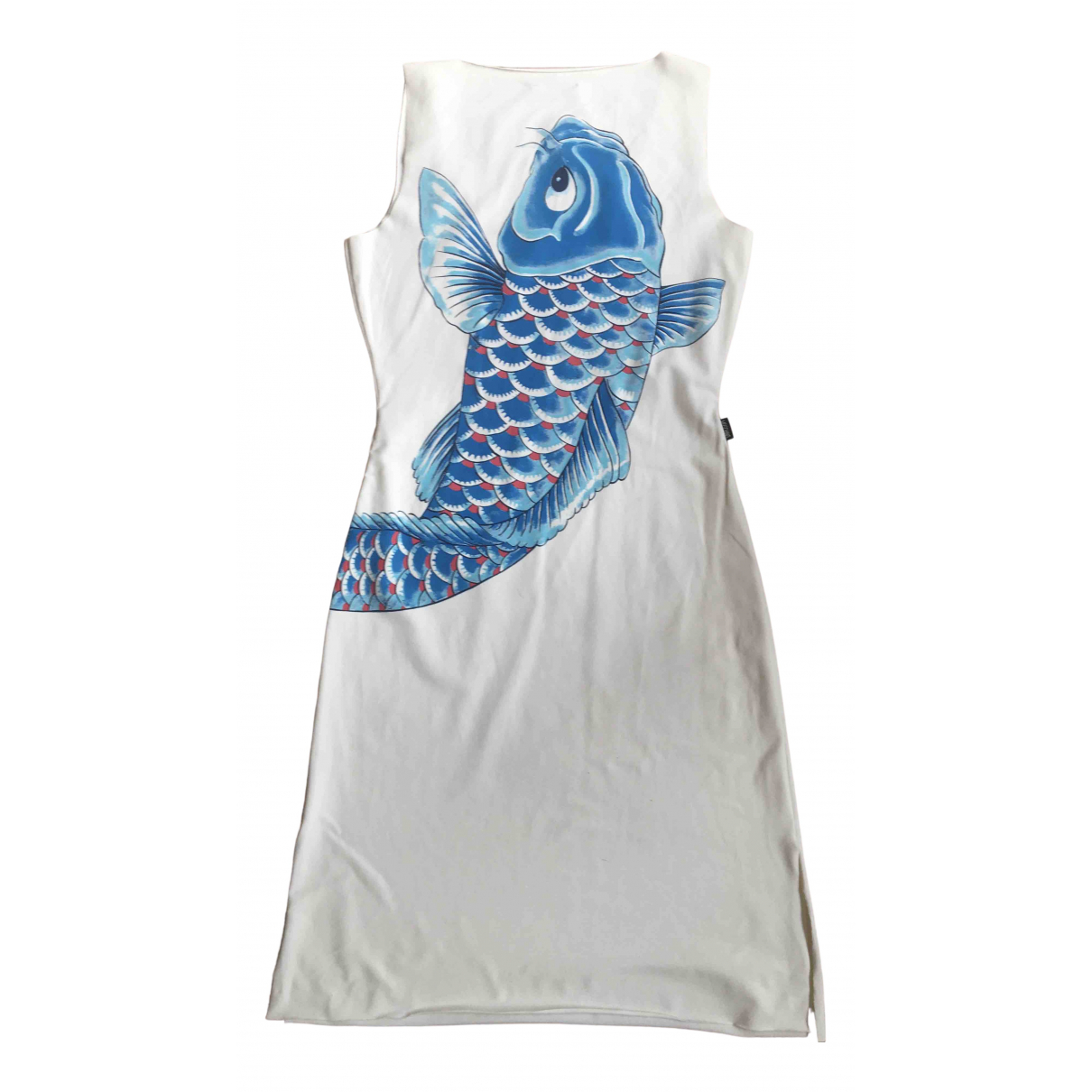 Moschino Cheap And Chic \N White dress for Women 42 IT