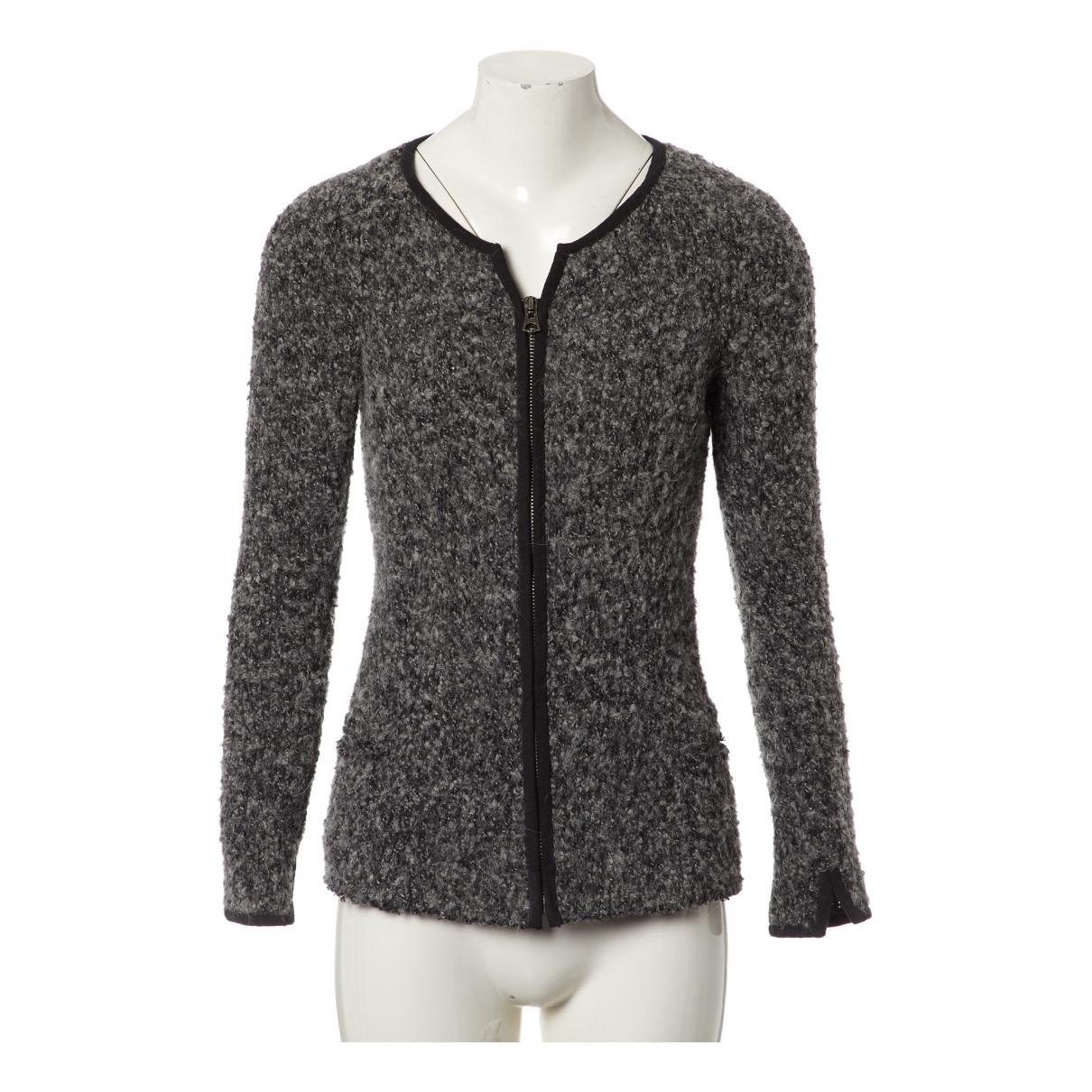 Isabel Marant Etoile - Veste   pour femme en tweed - gris