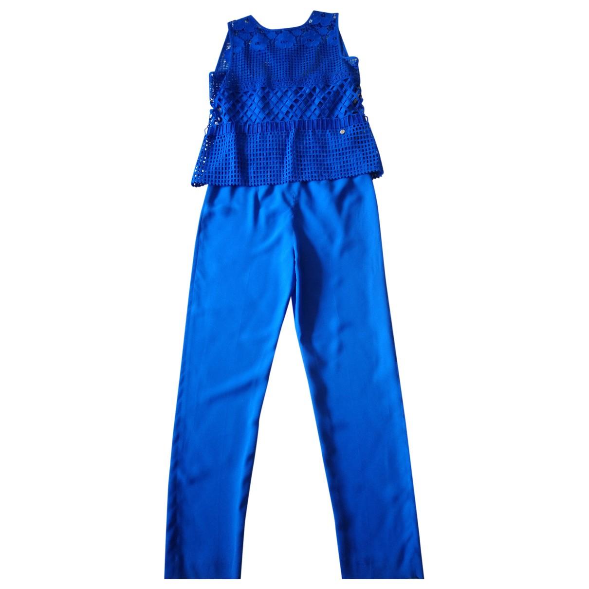 Liu.jo \N Blue jumpsuit for Women 42 IT