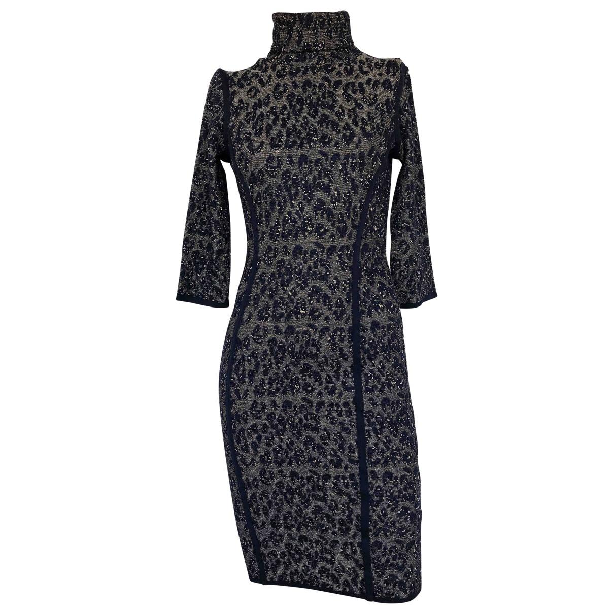 Blumarine \N Multicolour dress for Women 42 IT