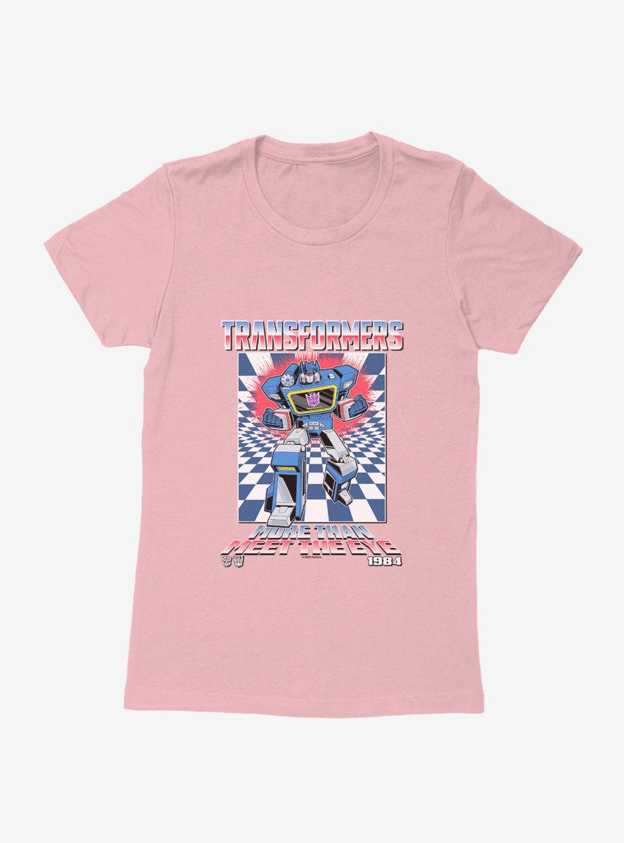 Transformers Soundwave Womens T-Shirt