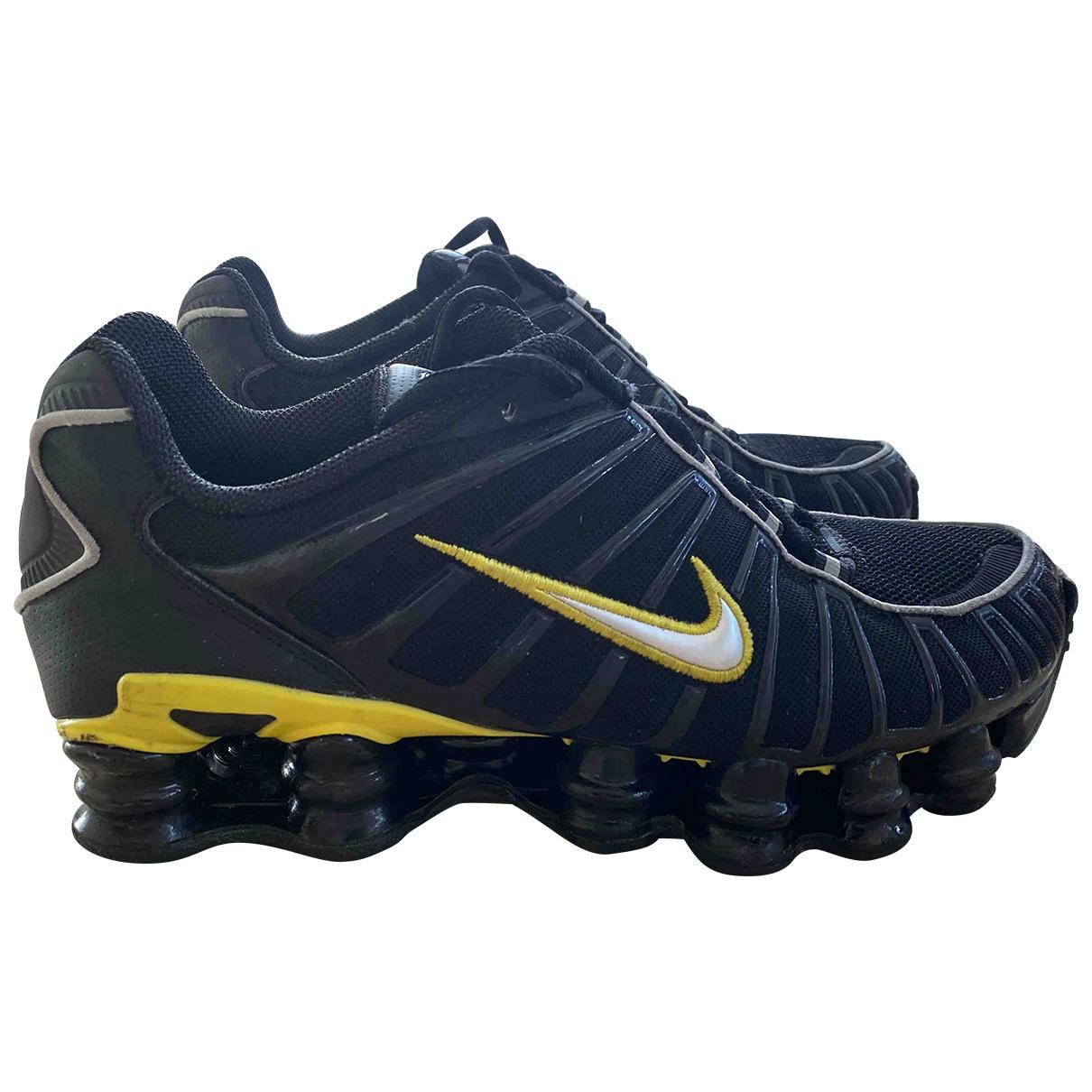 Deportivas Shox de Lona Nike
