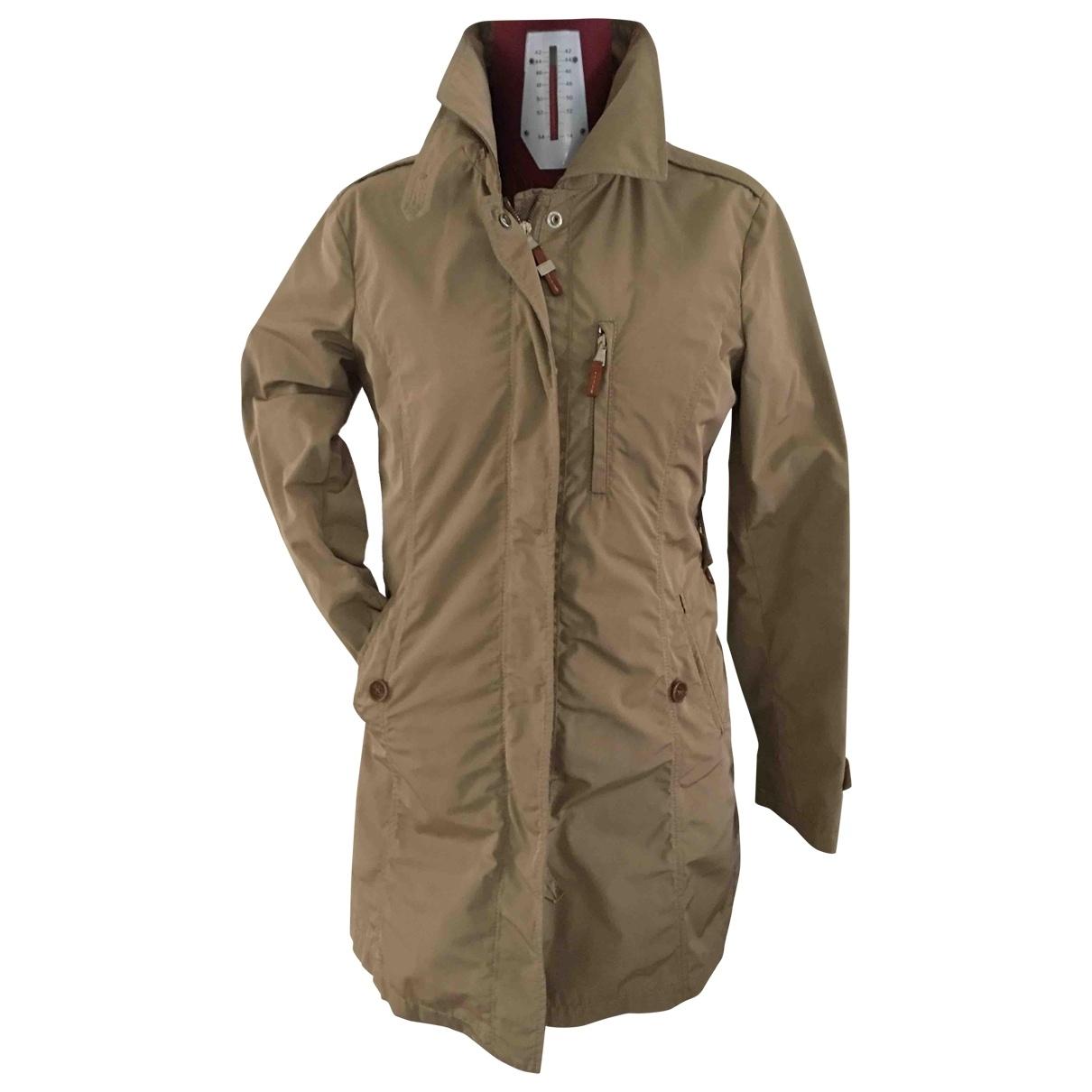 Mabrun \N Beige Trench coat for Women 42 IT