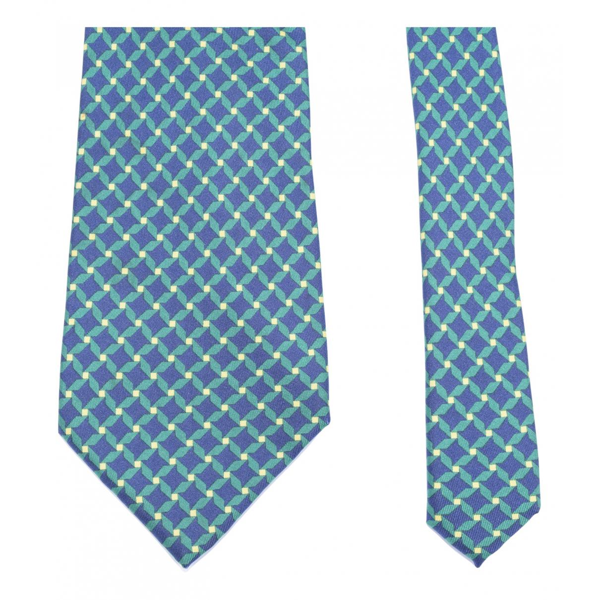 Emilio Pucci - Cravates   pour homme en soie - multicolore