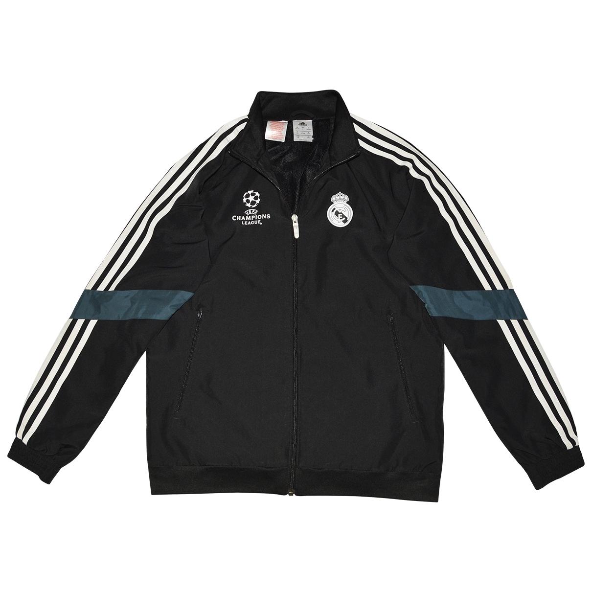 Adidas \N Black jacket & coat for Kids 14 years - S UK