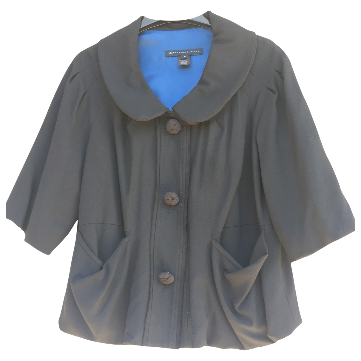 Marc Jacobs \N Black jacket for Women 38 FR