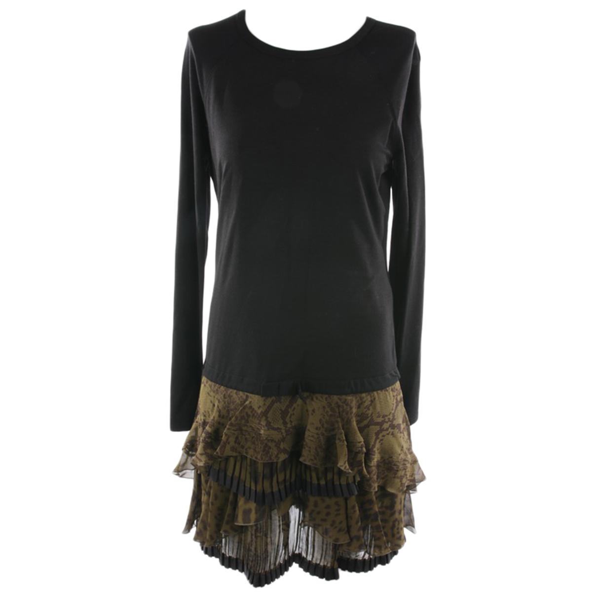 Vestido de Lana Roberto Cavalli