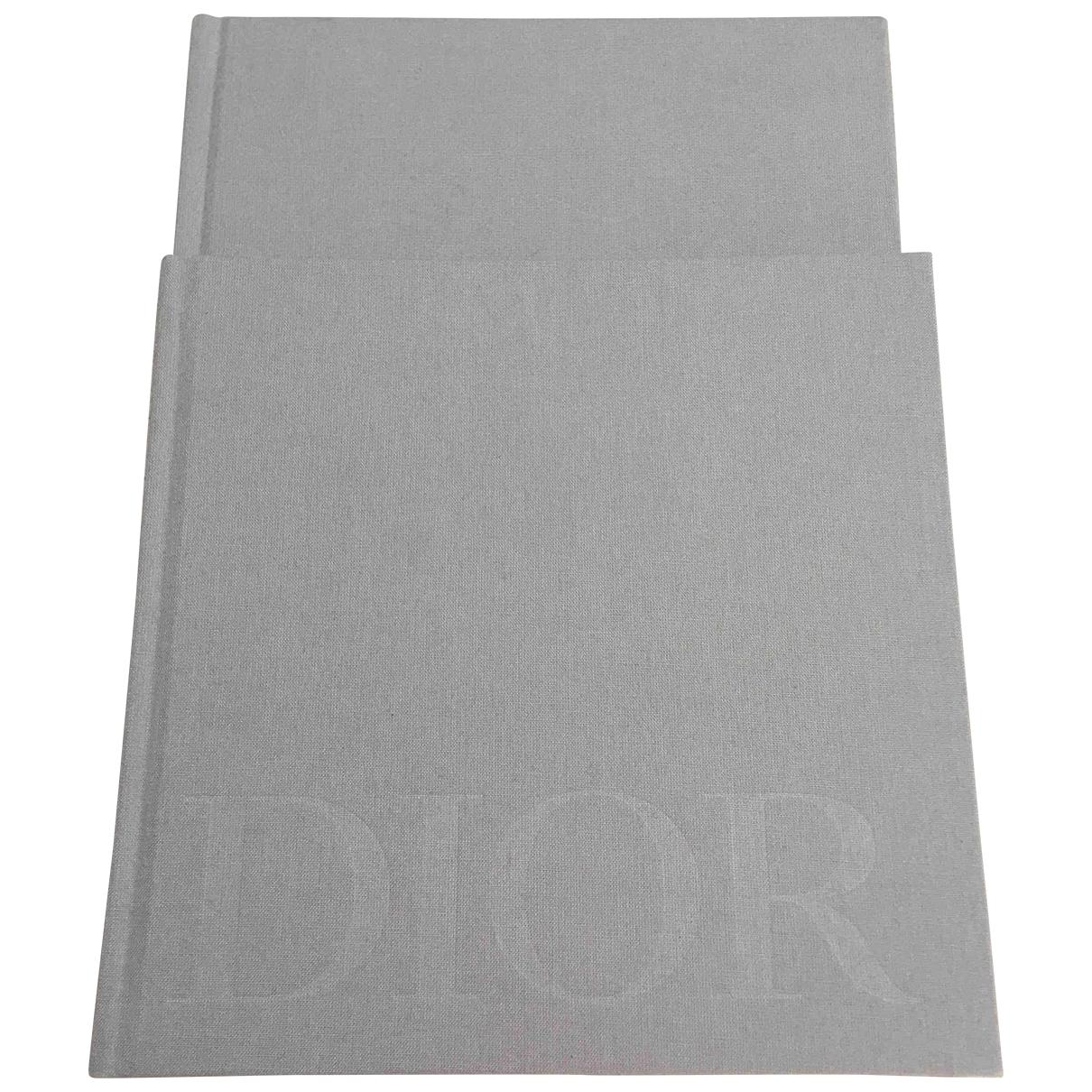 Dior Homme \N Mode in  Grau Baumwolle