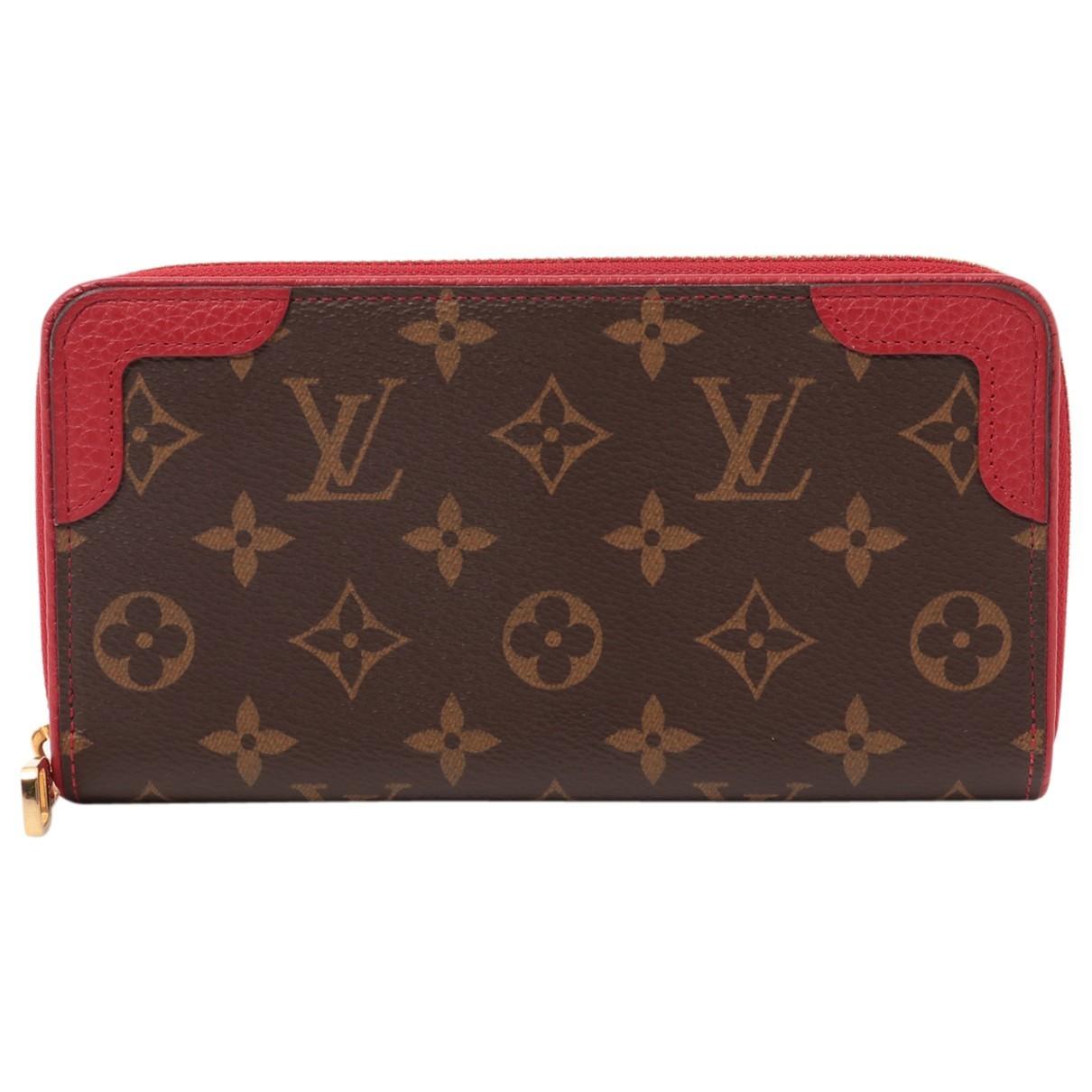 Louis Vuitton N Cloth wallet for Women N